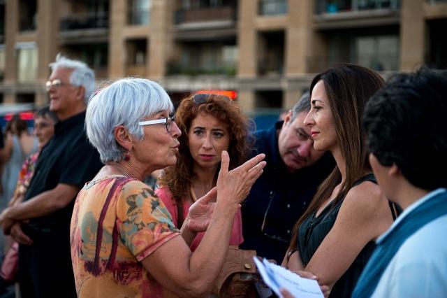 la communication de Pianocean, fait par Dominique Huysmans, la maman de Marieke! et en espagnol s'il vous plaît